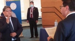 Edwin Rojas asume la presidencia del Banco Central de Bolivia