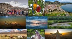 """Instituciones lanzan programa """"Una Gran Nación"""" para reactivar el turismo en Bolivia"""