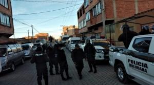 Denuncian que se impide acceso de trabajadores a planta de VITA en El Alto