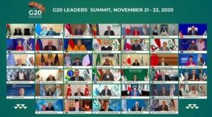 """Líderes del G20 debaten declaración final que incluya el """"acceso asequible y equitativo"""" de la vacuna contra la Covid-19 en el mundo"""