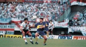 Maradona: su último partido como futbolista profesional y los detalles de una tarde en la que dijo adiós sin saberlo
