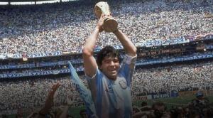 Murió Diego Maradona, ya es leyenda