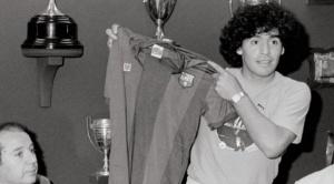 """""""Negocié el fichaje de Maradona con una pistola sobre la mesa"""": la odisea para sacar al astro de Argentina y llevarlo a jugar a Barcelona"""