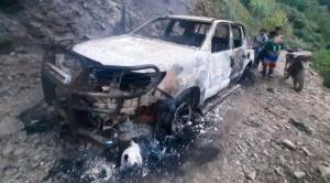 Desplazan policías a Arcopongo donde por pugnas de concesión minera hay heridos y  desaparecidos
