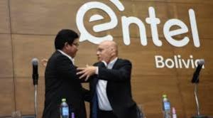 Méndez retorna a la Gerencia de ENTEL con la misión de dar internet gratuito para la educación 1