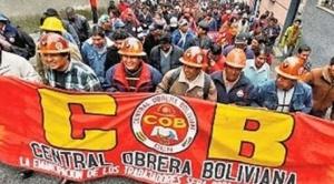 COB rechaza pago de aguinaldo en cuotas; empresarios plantean otorgar créditos para pagar el beneficio