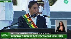 Arce pide a bolivianos consumir productos hechos en el país para reactivar la economía