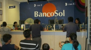El BancoSol impulsará el comercio de la pequeña y mediana industria mediante una feria virtual
