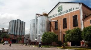 El Ingenio Guabirá logra récord en producción de azúcar, alcohol y caña molida