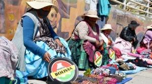 """Confeccionistas de barbijos de El Alto animan a la población a consumir """"Hecho en Bolivia"""""""