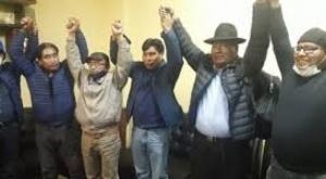Zacarías Maquera es elegido por el MAS como candidato a alcalde de El Alto