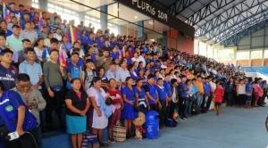 """Ampliado encomienda a Morales """"inculcar disciplina"""" en el MAS"""