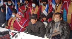 Tres organizaciones sociales afines al MAS dicen que candidatura de Maquera a la alcaldía de El Alto es un tema cerrado