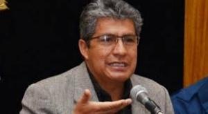 Edmundo Novillo, primer ministro de Arce que da positivo a coronavirus