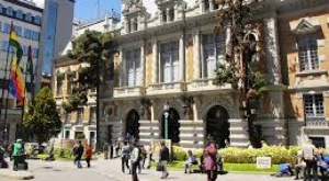 Los candidatos a Alcalde de La Paz postulan por primera vez al cargo