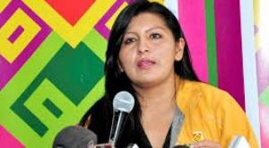 La alcaldesa de El Alto Soledad Chapetón y su esposo dan positivo a coronavirus