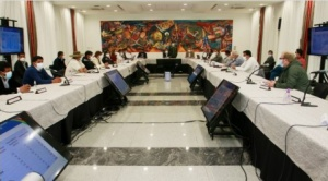 Arce dice que gobernaciones y municipios tienen Bs 274 millones para contratar personal de salud