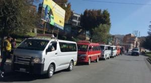 Transportistas rechazan periodo de gracia, piden nuevo diferimiento y anuncian protestas