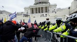 Crisis en EEUU, evacúan al vicepresidente Pence debido a que los manifestantes atacan al Capitolio