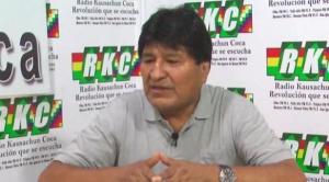 Morales afirma que comunicó sobre su contagio de Covid-19 a tiempo, luego de haberlo negado