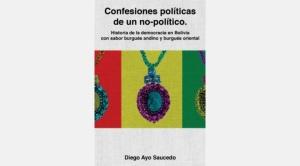 """""""Confesiones políticas"""" de Diego Ayo, un libro digno de ser leído 1"""