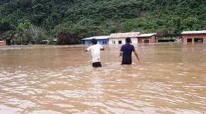 En lo que va del año, las lluvias dejan 13.000 familias damnificadas y 4 muertos en Bolivia