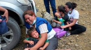 """Caravana de migrantes: """"Es deplorable el brutal uso de la fuerza por parte del ejército de Guatemala en contra de personas migrantes"""", dice el procurador de DDHH"""