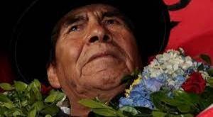 """Rafael Quispe pide que el Estado conceda el Cóndor de los Andes a """"El Mallku"""" 1"""