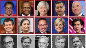 Biden presidente: estos son los miembros del gabinete más diverso en la historia de EEUU