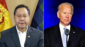 """Con Biden presidente de EEUU, Bolivia dice que un posible restablecimiento diplomático debe ser sin """"injerencia"""""""