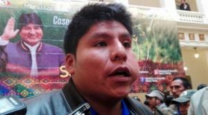 """Loza quiere juicio para Mesa y Tuto por """"avalar"""" presunto """"golpe"""" y CC le dice """"cínico y sinvergüenza"""""""