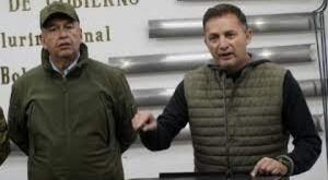 Interpol rechaza activación de búsqueda de Murillo y López por el caso gases lacrimógenos 1