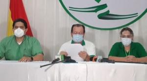Médicos cruceños dan 48 horas de plazo para que se dicte cuarentena rígida de 14 días