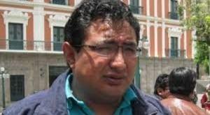 Barral presenta acción popular para postergar las elecciones subnacionales 1