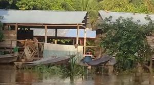 El 95% de las comunidades del TIPNIS está inundada, hay 5.000 personas damnificadas
