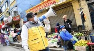 Autoridades de salud advierten que depende de la gente la desescalada del coronavirus