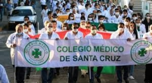 Médicos inician este viernes paro general hasta fin de mes en rechazo a Ley de Emergencia Sanitaria