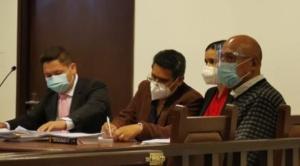 Excomandante de la Policía, Edwin Zurita, se defenderá en libertad, pero juez le imponen Bs 200 mil de fianza