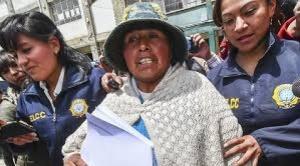 Surgen críticas a la designación como cónsul a la implicada en el caso ExFondo Indígena,  Felipa Huanca