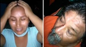 Candidata del MTS identificó a agresores que la atacaron cuando pretendía realizar su cierre de campaña en Cochabamba