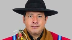 Santos Quispe, segundo en intención de voto, continúa en carrera electoral, TED ve improbada la demanda