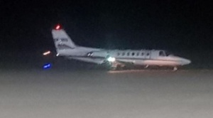 Denuncian que Evo utiliza aeropuerto militar en Sucre donde aterrizó en un avión privado