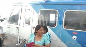 Evo utilizó aeropuerto militar y dispone de aviones y helicópteros para hacer campaña del MAS