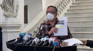 """Comunidad Ciudadana denuncia """"actos racistas"""" del presidente Arce y canciller Mayta"""