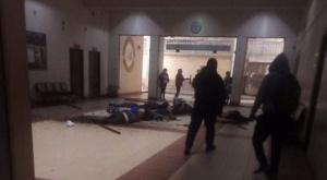 Estudiantes señalan que los que convocaron a asamblea huyeron luego del accidente en la UPEA