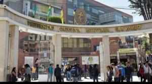 Crecen las denuncias de estudiantes de la UCB sobre supuestas agresiones sexuales
