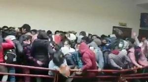 Ya aprehendieron a los 8 dirigentes que convocaron a asamblea estudiantil y fiscal pide detención preventiva 1