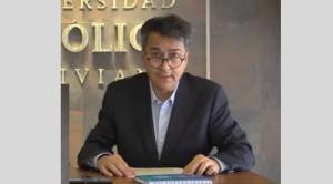 """Rector de la UCB asegura que habrá """"tolerancia cero"""" ante casos de acoso sexual 1"""