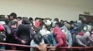 La Justicia manda a la cárcel a siete dirigentes universitarios de la UPEA 1