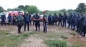 Policía y rescatistas lograron hallar un segundo cuerpo del accidente en el río Bermejo 1